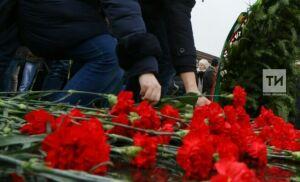 К могиле Неизвестного солдата возложили цветы участники патриотического автопробега из Башкортостана