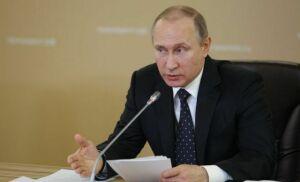 Путин ознакомился с продукцией рыбинского завода «Сатурн»