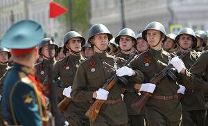 В Набережных Челнах начались массовые репетиции парада Победы