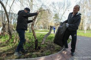 Средник по уборке территории пройдет в Кировском и Московском районах Казани