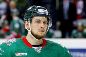 Хоккеист Альберт Яруллин остается в «Ак Барсе»