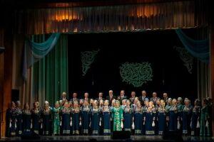 В Елабуге прошел региональный фестиваль хоровой музыки «Весна Победы»