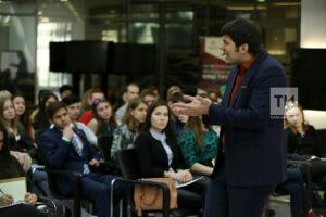Бари Алибасов-младший открыл VII форум «Наш Татарстан»