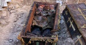 В Турции нашли гроб с останками русского генерала