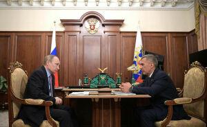 Путин: Татарстан по очень многим параметрам традиционно занимает первые позиции