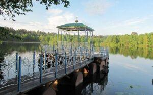 За 30 лет площадь Раифского озера сократилась на 2,5 гектара