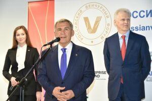 Президент РТ: Четвертая промышленная революция не станет для Татарстана неожиданностью