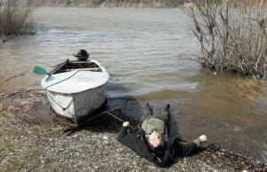 Фото: Рыбак из Нижнекамска утонул в реке