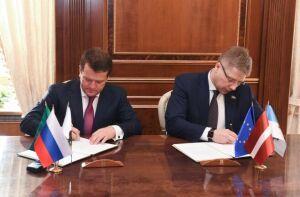 Казань и Рига заключили соглашение о двустороннем сотрудничестве