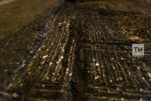 «Алексеевскдорстрой» отремонтирует дороги Казани полимерно-битумными вяжущими