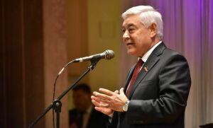 Фарид Мухаметшин поздравил татарстанцев с Днем российского парламентаризма