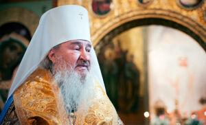 Митрополит Феофан Шаймиеву: Вся ваша жизнь – это жертвенный труд во благо народа Татарстана