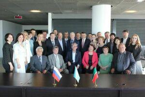 Председателем Конгресса татар и башкир Казахстана избран Тауфик Каримов
