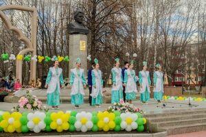 Праздник поэзии в честь Тукая состоялся в Нижнекамске