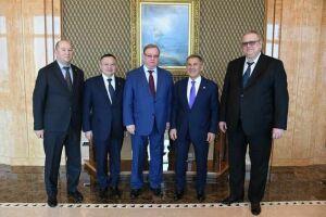 Президент РТ обсудил с Цициным и Степашиным модернизацию жилищной и коммунальной инфраструктуры