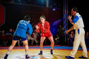 Татарстанские самбисты удачно стартовали на чемпионате России среди студентов