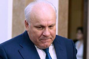 Виктор Зимин отправил Правительство Хакасии в отставку