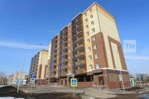 В Татарстане введено 798,6 тыс. кв.м. жилья