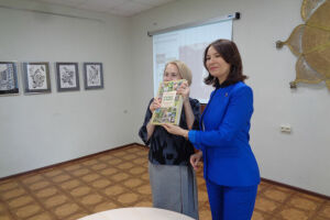 Депутат Госдумы РФ Альфия Когогина провела экологические уроки в вузах Набережных Челнов