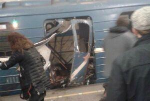 Установлены личности всех погибших при теракте в метро Петербурга