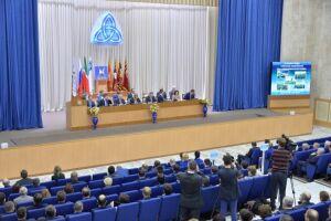 В Нижнекамске началось годовое собрание акционеров ПАО «Нижнекамскнефтехим»