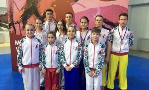 15 медалей завоевали спортсмены РТ на чемпионате и первенстве России по традиционному ушу