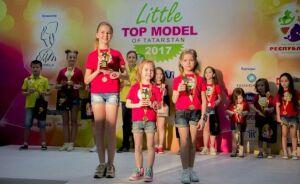 В Казани состоялся финал детского конкурса топ-моделей