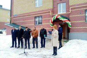 27 семей в Высокогорском районе РТ получили квартиры по программе соципотеки