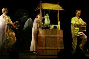 В театре кукол «Экият» артисты из Ульяновска покажут спектакль «Волшебный колодец»