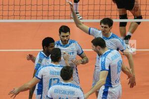 Волейболисты казанского «Зенита» вышли в финал чемпионата России