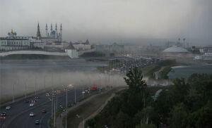 До конца недели в Татарстане температура будет на 5–6 градусов ниже нормы