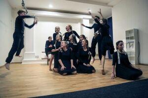 Школа Хабенского представила пластический спектакль в Казанском Кремле