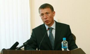 Глава Муслюмовского района Рамиль Муллин отмечает день рождения