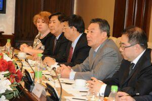 В Москве обсудили сотрудничество китайской корпорации с «Татнефтью»