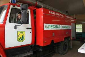 Айрат Ахмеров: За последние 6 лет на территории РТ лесные пожары не допущены