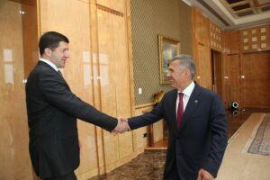 Рустам Минниханов и глава Ростелекома обсудили строительство в РТ опытной зоны мобильной связи 5G