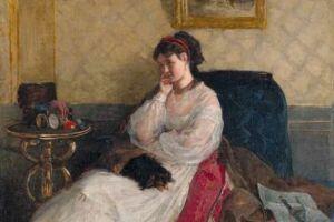 Музейщики Елабуги ведут переговоры о приобретении картины Шишкина