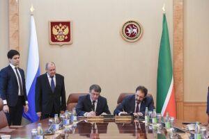 Алексей Песошин и директор ядерного центра в Сарове подписали дорожную карту совместных мероприятий