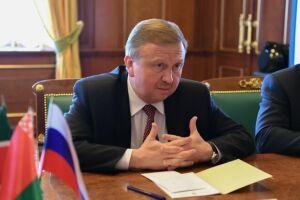 Премьер Белоруссии Минниханову: Взаимный товарооборот далек от 2012 года, но прогресс виден