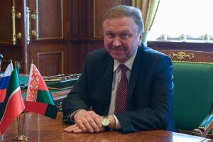 Кобяков: Белоруссия рассчитывает и дальше получать приглашения на участие в госпрограммах РФ И РТ