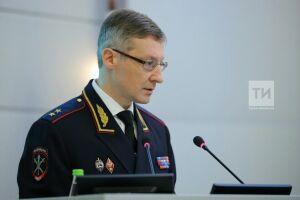 Рустам Минниханов присвоил главе МВД Татарстана почетное звание