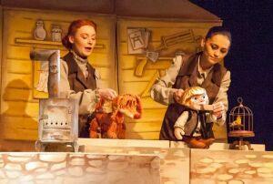 В Казани Ульяновский театр кукол покажет спектакль «Волшебный колодец»