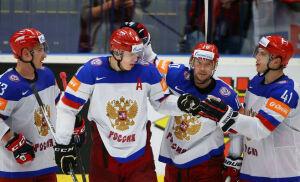 Сборная России по хоккею разгромила Италию на чемпионате мира