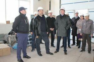 Песошин провел совещание по трудоустройству сотрудников ликвидированной Уруссинской ГРЭС