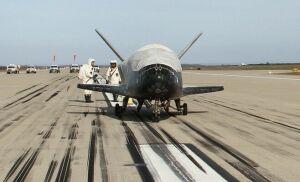 Самолет-разведчик ВВС США приземлился после 700 дней на орбите