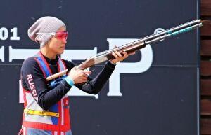 Шакирова одержала победу на 2-м этапе Кубка России по стендовой стрельбе в ските