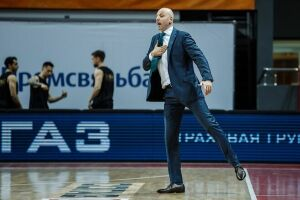 Главный тренер «Локомотива-Кубани»: «Мы сыграли в очень хороший баскетбол»
