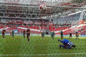 «Рубин» забил ответный гол в ворота «Уфы»
