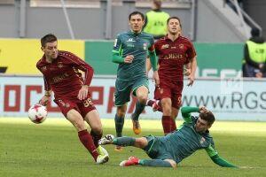 Руслан Камболов: «После пропущенного гола мы продолжили гнуть свою линию»