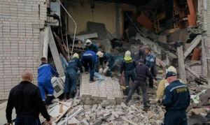 В Калининградской области в двухэтажном доме произошел взрыв газа